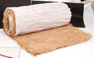 Foto Filtro papel kraft con manta de